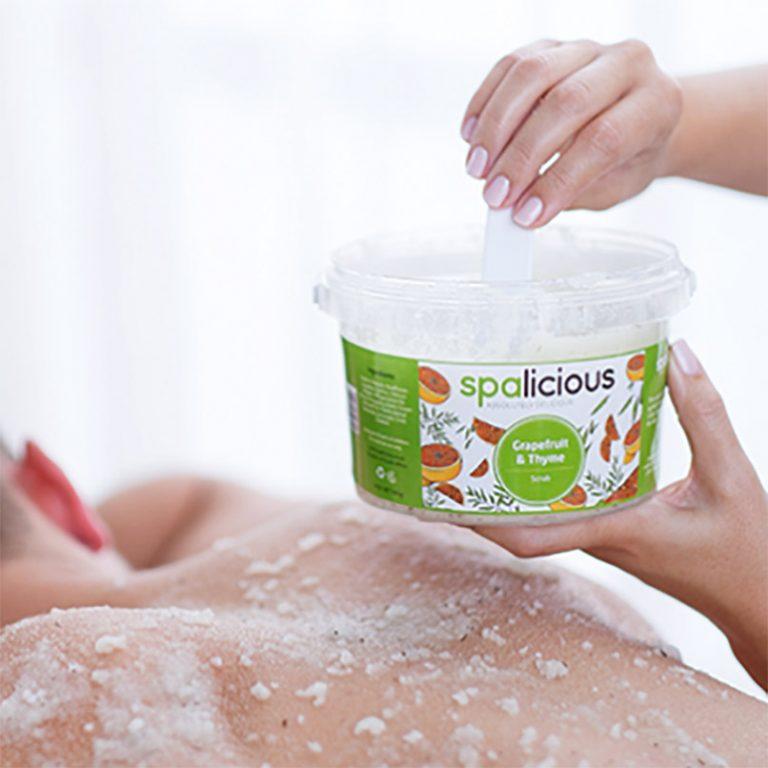 Spalicious Body Scrub